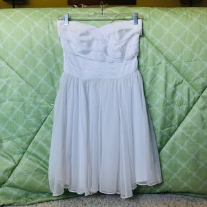 Chic White Summer Dress